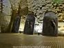 """Музей """"Подземные рыцарские залы"""" в старом городе Акко."""