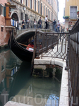 каналы и дома Венеции