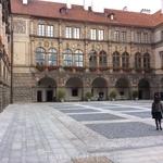 Ренессансный замок Чехии Нелагозевес представляет собой прекрасно сохранившийся средневековый дворец, стены которого покрыты уникальными росписями в стиле &quotсграффито&quot. Несмотря на относительно
