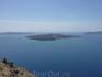 о. Санторини. Вид на вулкан.