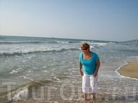 пляж Альбены