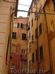 обычный итальянский дворик