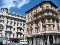 Отельчики в центре города
