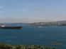 Вид на Босфор из Топкапы.