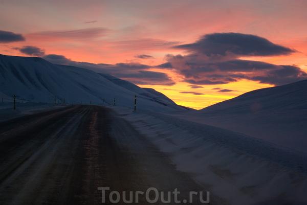 ИКАД - исландская кольцевая автодорога )))
