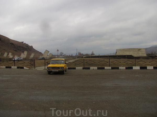 И опять музей обороны Кавказа