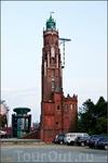 Большой Маяк Бремерхафен, построенный в 1854 году. Очень красивый маяк.
