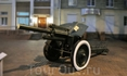 122- мм гаубица у Зала Воинской Славы.