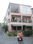дома и улочки на третьем острове Мраморного моря
