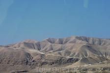 Лунные пейзажи пустыни