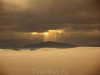 Туман - сказка!!!