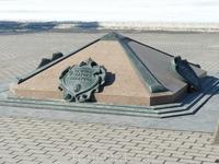 Нулевой километр. Начало всех дорог Беларуси.