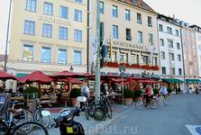 Мюнхен- город велосипедистов