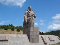 Новороссийский памятник морякам революции