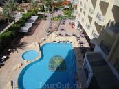 бассейн отеля Кинг Тута