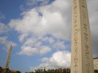 Ипподром. Колосс и Египетский обелиск.