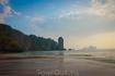 Отлив на Ао Нанг бич