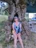 В оливковом дереве...