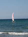 Море, парус