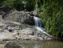 Водопад в сафари парке на о. Самуи.