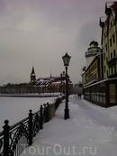 Зимние каникулы в Берлине