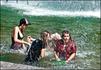 Ах какие страсти кипели в воде!