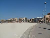 пляж  Кан Пастилья 2