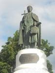 Памятник великой княгини Ольге (в народе - Вячеславовне)