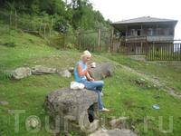 Деревня Ланчхути