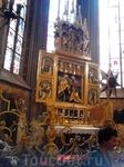 Пражский Град. Собор Святого Вита