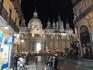 Собор Ст.Мария дель Пилар ночью.Жемчужина Сарагосы.