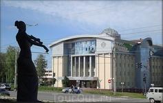 здание Верховного Суда Чувашской Республики
