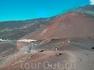 А это марсианские пейзажи Этны. А еще там очень много божьих коровок.