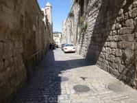 Типичная улочка старого города