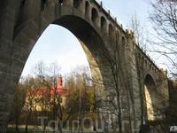 Обычный чешский мост