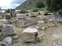 Античный город Мира.