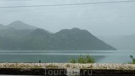 мост через Скадарское озеро
