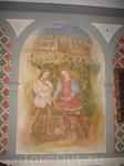 фреска в номере
