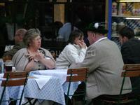 Баварцы любят и часто носят свои национальные костюмы