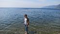 Байкал..температура воды +12.
