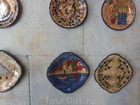 Местная керамика