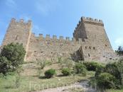 Судак. Судакская крепость.