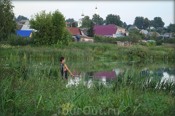 рыбалка в городецком районе нижегородской области