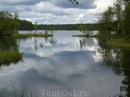 Медное озеро, Ленинградская область