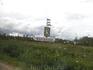 Знак при въезде в город Кириллов