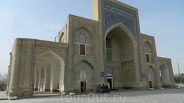 Первая мечеть.