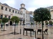 Муниципалитет построен в XVIII веке уроженцем Аликанте, архитектором Лоренсо Чапули.