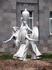 Скульптурная группа возле санатория Олимпия