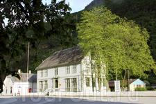 Telegrafen - почтовый музей