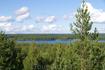 """Гора Сампо - это скалистая возвышенность на западном берегу Кончезера. Своим названием гора обязана советско-финскому фильму """"Сампо"""", который снимался ..."""